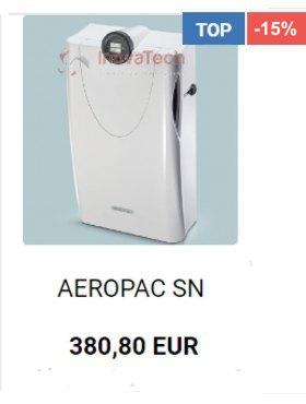 Aeropac, Schalldämmlüfter, Siegenia