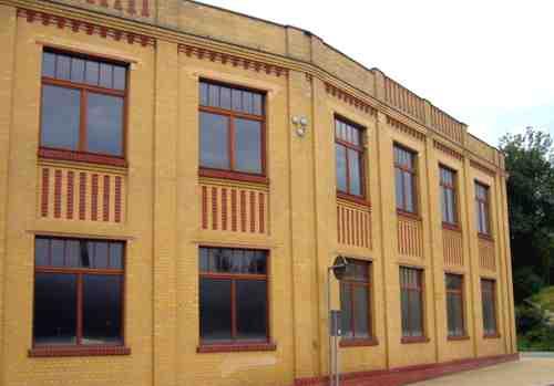 Bürogebäude Inovatech