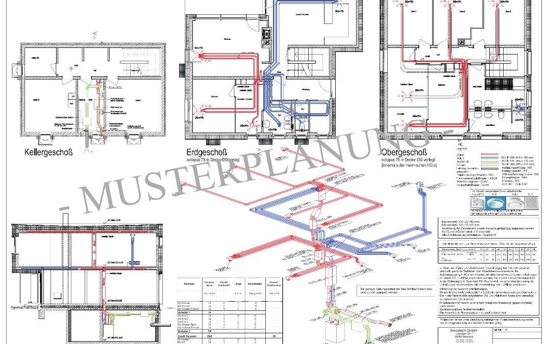 Bild Musterplanung