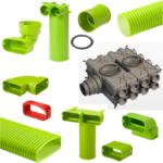 Vor- und Nachteile vom flexiblem Schlauchsystem aus Kunststoff