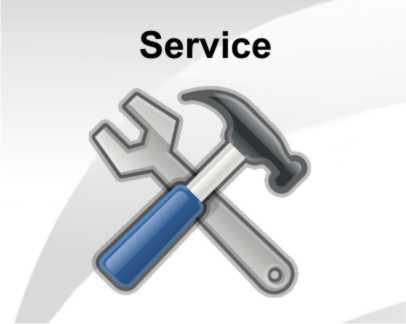 Service, Lüftung, Heizung