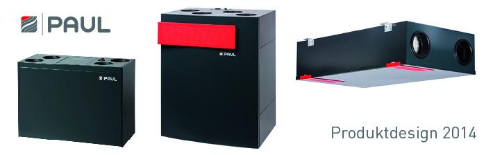 Produktdesign Paul 2014
