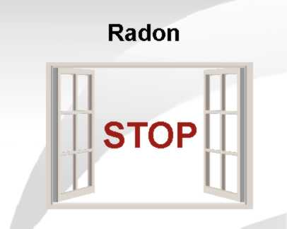 Radon, gefährliches Gas