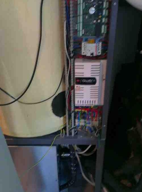 Technikraum Referenz Wärmepumpe